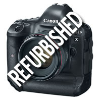 Canon Refurbished DSLRs