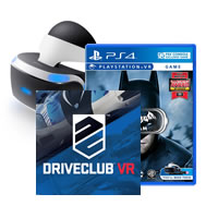 Sony PlayStation VR Games